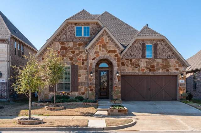 803 Red Maple Road, Euless, TX 76039 (MLS #14264406) :: The Chad Smith Team