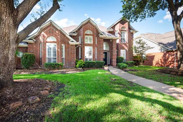 1107 Springfield Lane, Allen, TX 75002 (MLS #14264423) :: Vibrant Real Estate