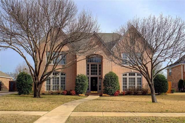 209 Lovegrass Lane, Southlake, TX 76092 (MLS #14264457) :: Hargrove Realty Group