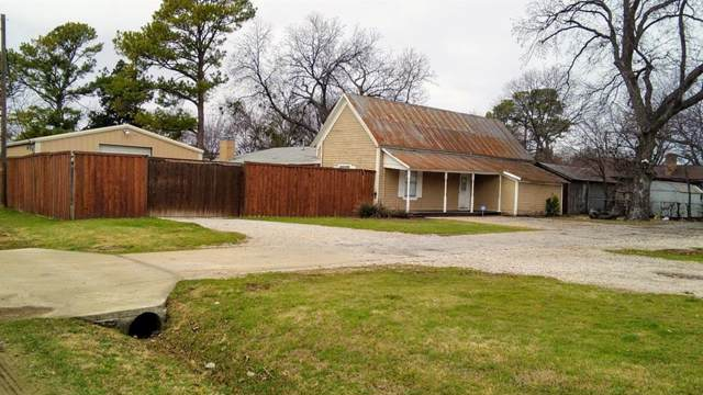411 Goliad Street, Lake Dallas, TX 75065 (MLS #14264460) :: Baldree Home Team