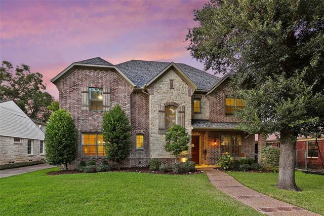 6263 Martel Avenue, Dallas, TX 75214 (MLS #14264464) :: The Kimberly Davis Group
