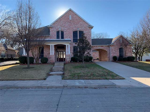 708 Finch Court, Crowley, TX 76036 (MLS #14264469) :: The Mitchell Group