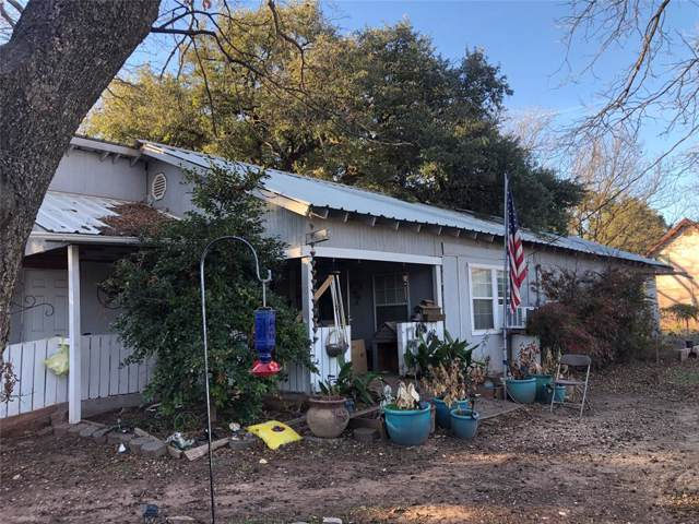 218 East Street, Buffalo Gap, TX 79508 (MLS #14264472) :: Real Estate By Design