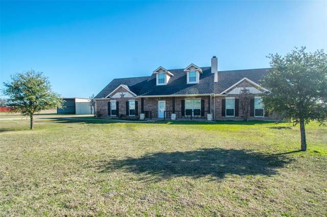 6350 Meadowlands Drive, Krum, TX 76249 (MLS #14264487) :: The Mauelshagen Group
