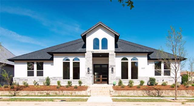 5509 Settlement Way, Mckinney, TX 75070 (MLS #14264495) :: The Kimberly Davis Group
