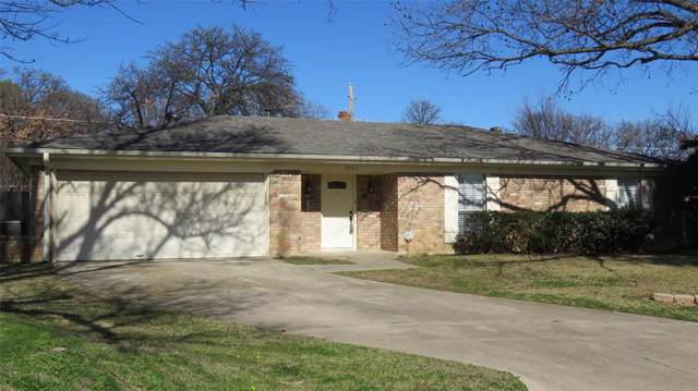 7705 Briarcliff Court, North Richland Hills, TX 76182 (MLS #14264501) :: Ann Carr Real Estate