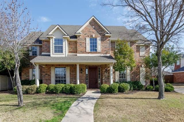 424 Parkview Drive, Trophy Club, TX 76262 (MLS #14264513) :: RE/MAX Landmark