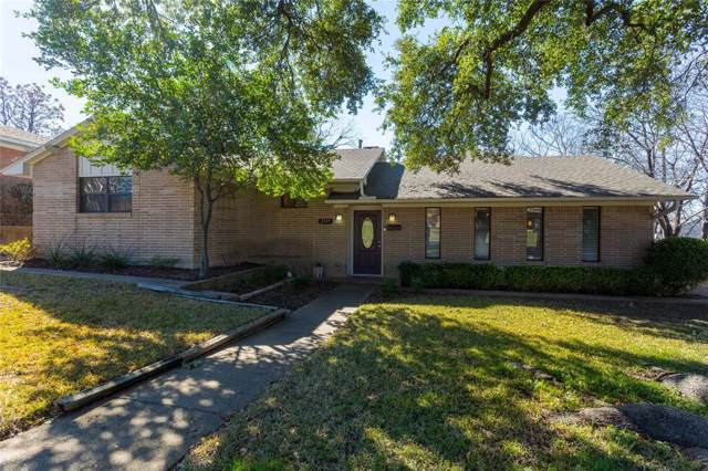 2319 Saint Francis Avenue, Dallas, TX 75228 (MLS #14264514) :: The Real Estate Station