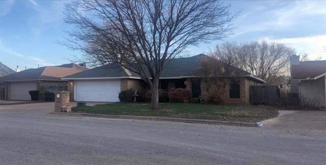 2857 Gilmer Avenue, Abilene, TX 79606 (MLS #14264522) :: The Chad Smith Team