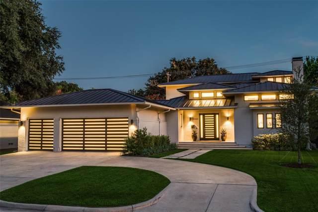6022 Del Norte Lane, Dallas, TX 75225 (MLS #14264525) :: Bray Real Estate Group