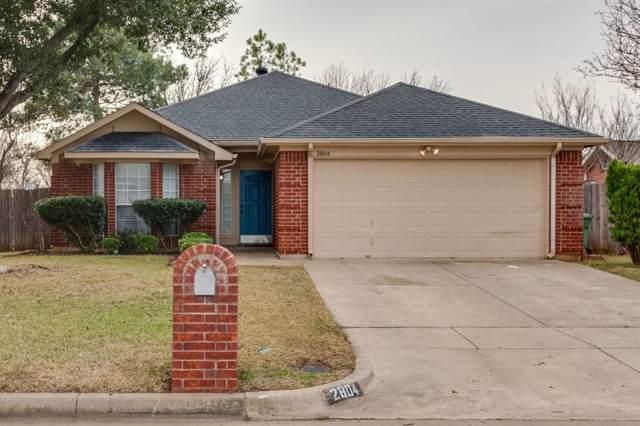 2804 Kempton Drive, Arlington, TX 76001 (MLS #14264529) :: The Real Estate Station