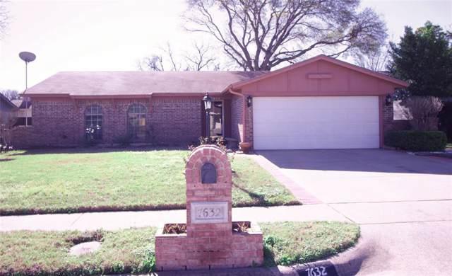 7632 Castillo Road, Fort Worth, TX 76112 (MLS #14264551) :: Ann Carr Real Estate