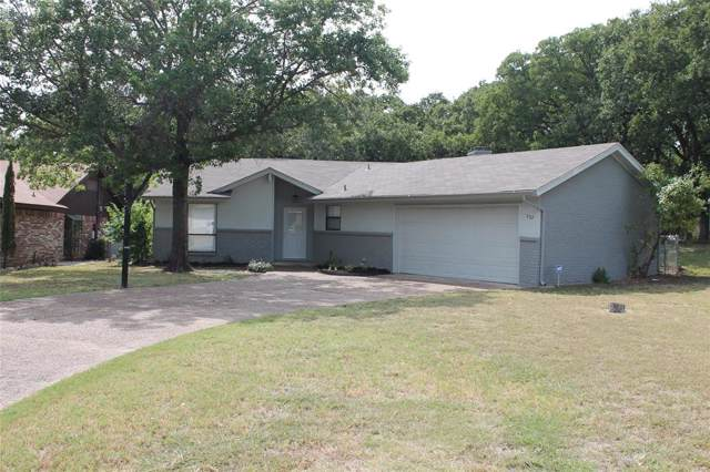 337 Shady Lane, Azle, TX 76020 (MLS #14264566) :: The Heyl Group at Keller Williams