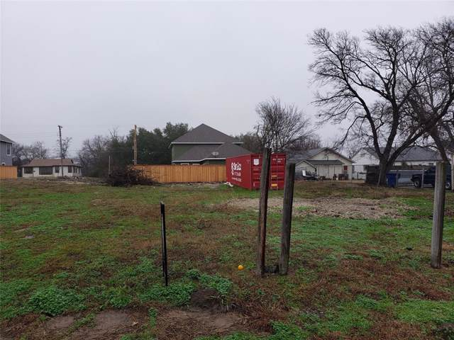 0000 Pickett Street, Greenville, TX 75401 (MLS #14264603) :: Caine Premier Properties