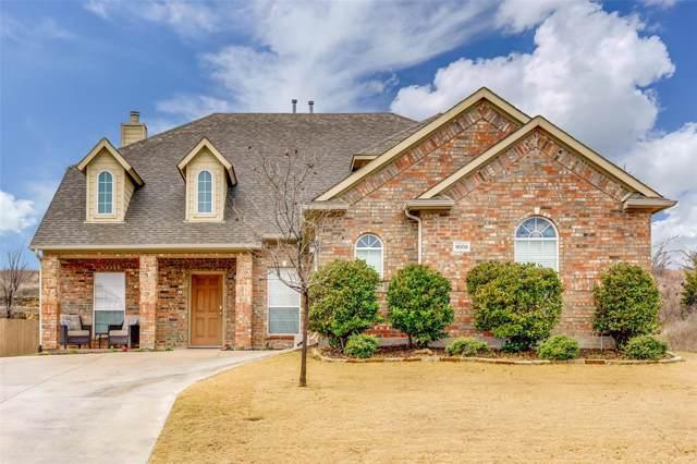 9005 Arbor Crest Court, Fort Worth, TX 76179 (MLS #14264607) :: Frankie Arthur Real Estate