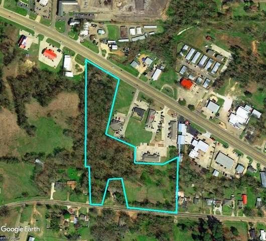 TBD W Ferguson Road W, Mount Pleasant, TX 75455 (MLS #14264613) :: The Real Estate Station
