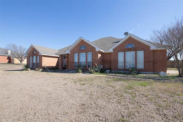 109 Crescent View Drive, Ennis, TX 75119 (MLS #14264617) :: The Chad Smith Team