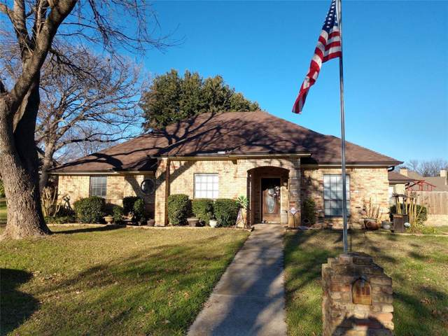 310 Coronado Drive, Grand Prairie, TX 75052 (MLS #14264625) :: The Tierny Jordan Network