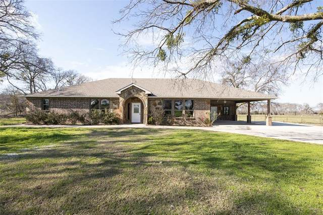 6071 Fm 879, Ennis, TX 75119 (MLS #14264636) :: The Chad Smith Team