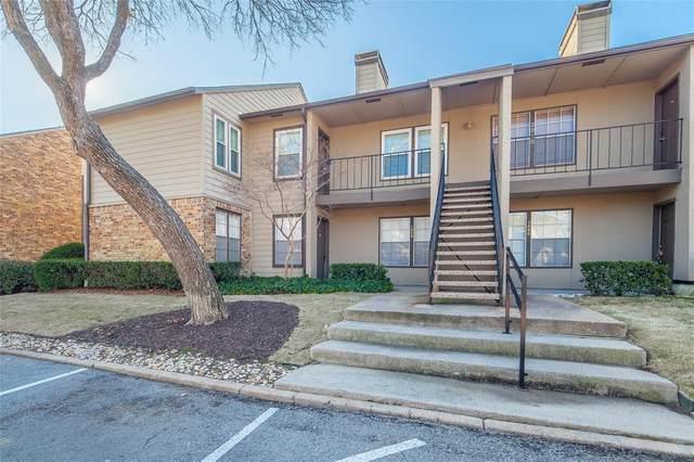 5300 Keller Springs Road #1059, Dallas, TX 75248 (MLS #14264643) :: Caine Premier Properties
