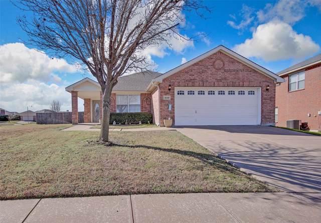 8140 Colwick Lane, Arlington, TX 76002 (MLS #14264660) :: All Cities Realty