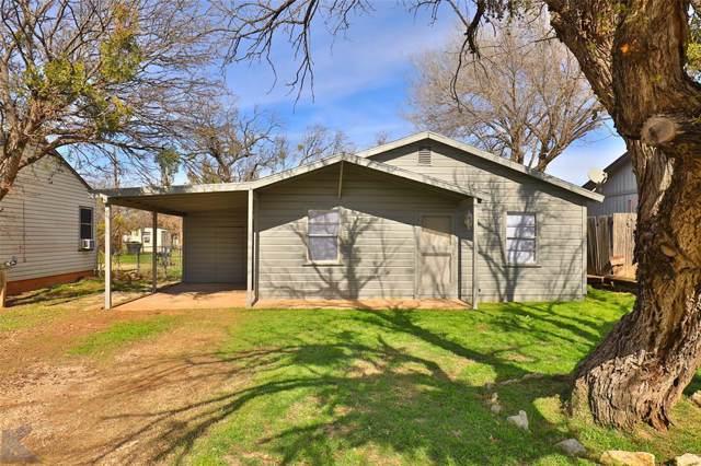 3126 S 4th Street, Abilene, TX 79605 (MLS #14264667) :: North Texas Team | RE/MAX Lifestyle Property