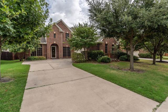 1702 Cardinal Drive, Allen, TX 75013 (MLS #14264683) :: The Kimberly Davis Group
