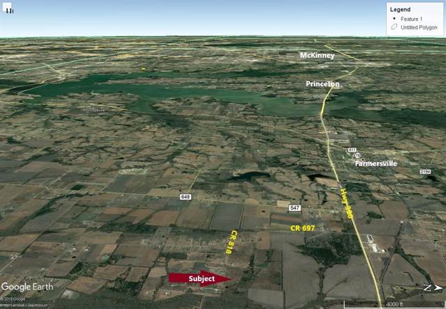 000 County Road 818, Farmersville, TX 75442 (MLS #14264696) :: NewHomePrograms.com LLC