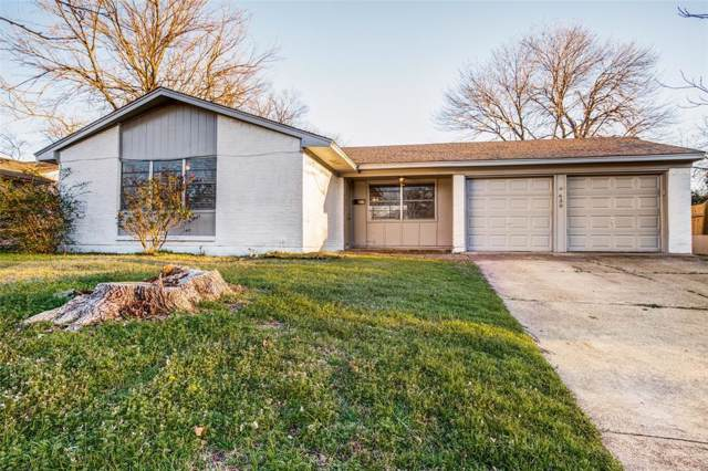 630 Cleardale Drive, Dallas, TX 75232 (MLS #14264708) :: Roberts Real Estate Group