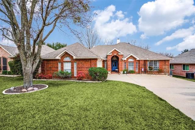 6205 Meadowedge Road, Arlington, TX 76001 (MLS #14264717) :: The Real Estate Station