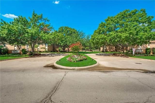 16301 Ledgemont Lane #287, Addison, TX 75001 (MLS #14264724) :: Caine Premier Properties