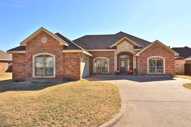 3725 Enchanted Rock Road, Abilene, TX 79606 (MLS #14264733) :: The Good Home Team