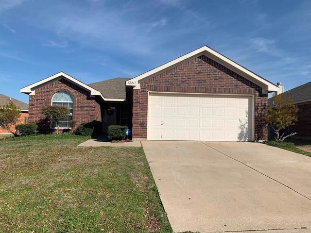 12217 Rolling Ridge Drive, Fort Worth, TX 76028 (MLS #14264740) :: Roberts Real Estate Group