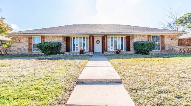 2232 Parkhaven Drive, Plano, TX 75075 (MLS #14264760) :: Frankie Arthur Real Estate