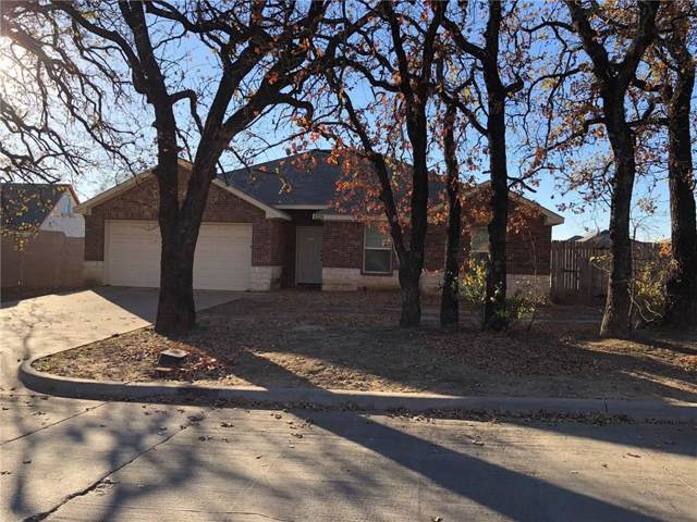 6326 Nell Street, Forest Hill, TX 76119 (MLS #14264771) :: Roberts Real Estate Group