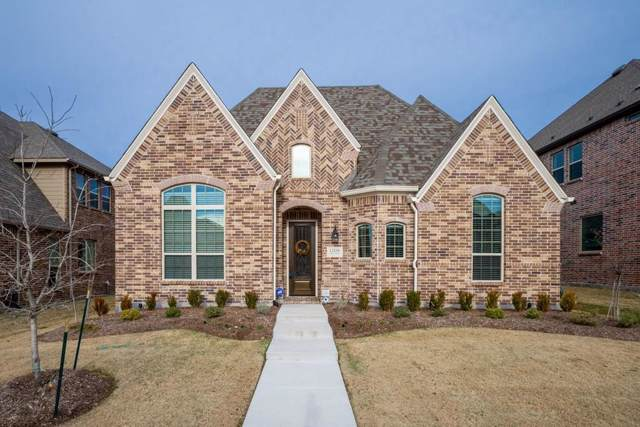 12236 Curry Creek Drive, Frisco, TX 75035 (MLS #14264772) :: Vibrant Real Estate