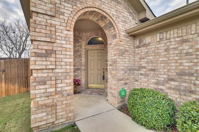 5817 Crowder Drive, Fort Worth, TX 76179 (MLS #14264776) :: The Kimberly Davis Group