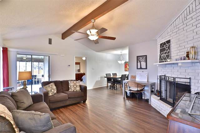 4102 Russell Avenue, Abilene, TX 79605 (MLS #14264781) :: All Cities Realty