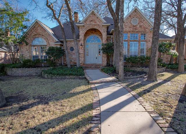 217 E Bethel Road, Coppell, TX 75019 (MLS #14264786) :: The Kimberly Davis Group