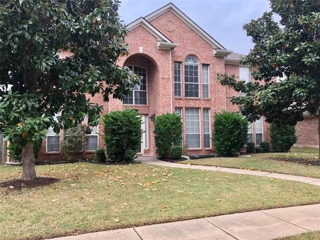 3957 Legacy Trail, Carrollton, TX 75010 (MLS #14264787) :: Roberts Real Estate Group