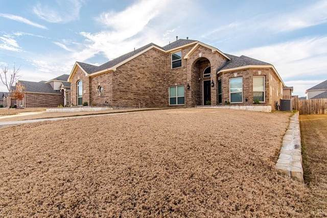 413 Caymus Street, Kennedale, TX 76060 (MLS #14264804) :: Real Estate By Design