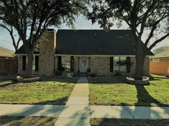 2612 Carmel Drive, Carrollton, TX 75006 (MLS #14264818) :: The Tierny Jordan Network