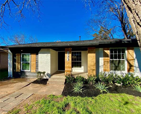 223 E 15th Street, Irving, TX 75060 (MLS #14264864) :: NewHomePrograms.com LLC