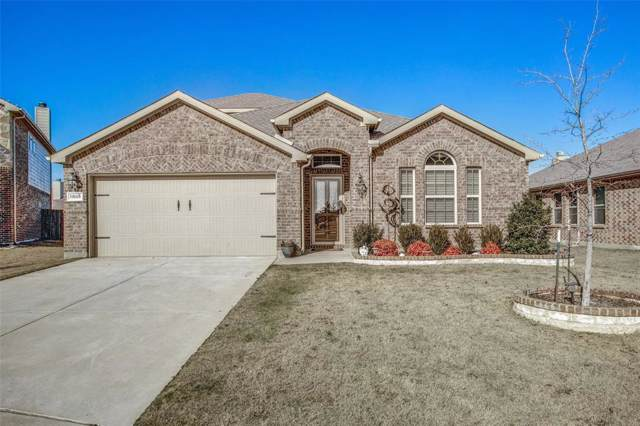 11505 Parade Drive, Frisco, TX 75036 (MLS #14264866) :: The Kimberly Davis Group