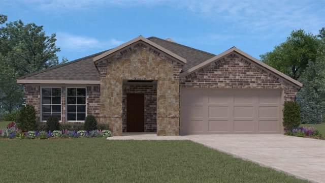 2618 Saldana Drive, Fate, TX 75189 (MLS #14264876) :: Ann Carr Real Estate