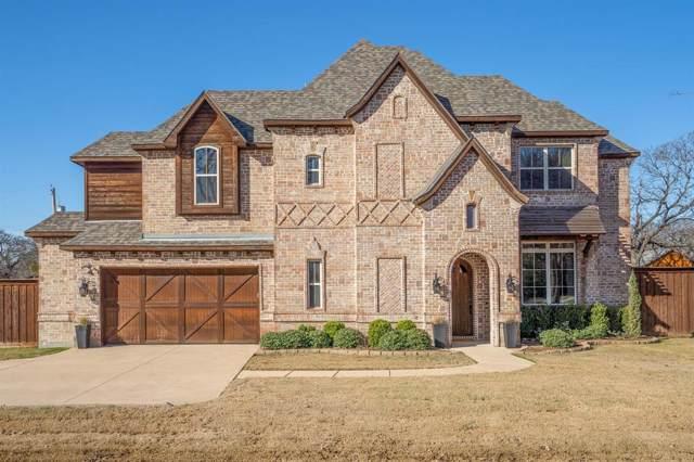 400 Shady Lane, Little Elm, TX 75068 (MLS #14264884) :: Vibrant Real Estate