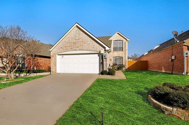 2125 Amherst Drive, Lewisville, TX 75067 (MLS #14264885) :: Tenesha Lusk Realty Group
