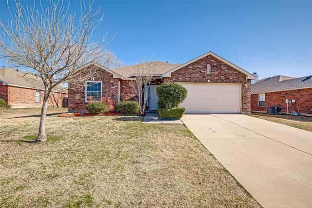 1403 Gordon Drive, Wylie, TX 75098 (MLS #14264888) :: Maegan Brest | Keller Williams Realty