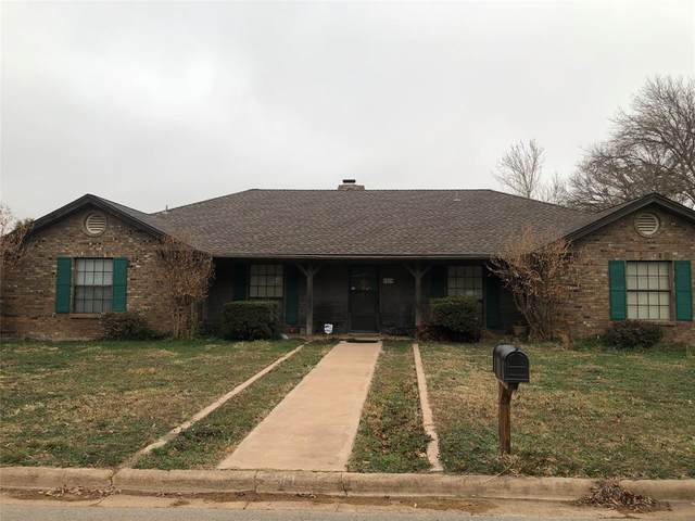 1510 Scenic Way, Abilene, TX 79602 (MLS #14264915) :: Lynn Wilson with Keller Williams DFW/Southlake