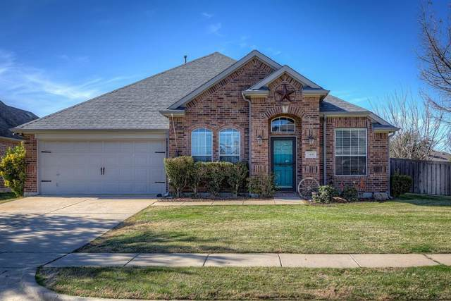 309 Goldenrain Drive, Wylie, TX 75098 (MLS #14264918) :: The Chad Smith Team